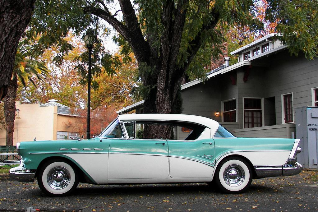 D B on 1957 Buick Super 2 Door