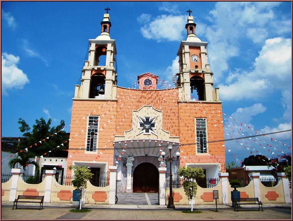 parroquia san juan bautistacuitl225huacestado de veracruz