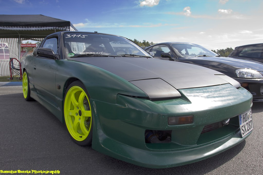Nissan 200SX S13 Tuned Public Race Days Hockenheim | Flickr