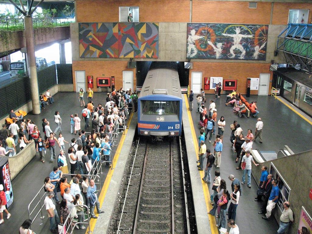 2007 - Foto de Aristóteles Alves Ferreira  (Flickr/Reprodução)