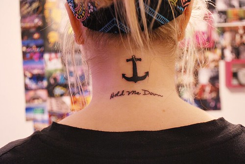 Hold Me Down | by Ashley Newby