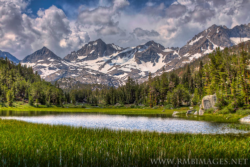 Little Lakes Valley Granduer (Explored) | by Bob Bowman Photography