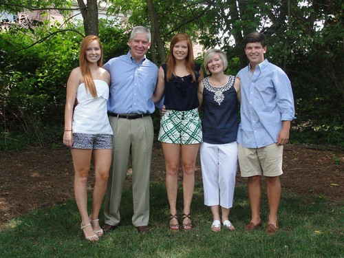 The Haley Family | by trisigmasorority