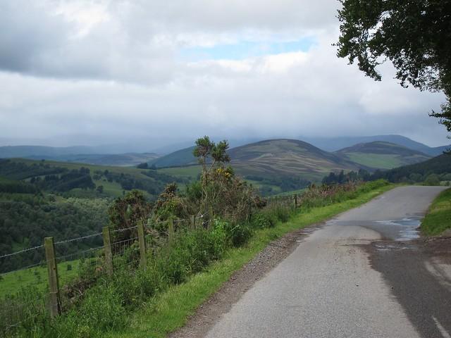 lower reaches of glen prosen flickr photo sharing