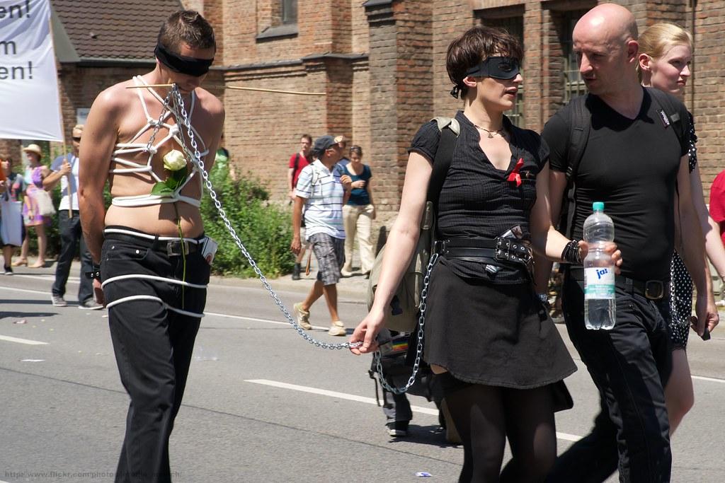 Folsom street fair sluts exposed - 2 1