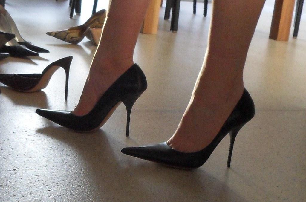 High Heel Shoe Prototype