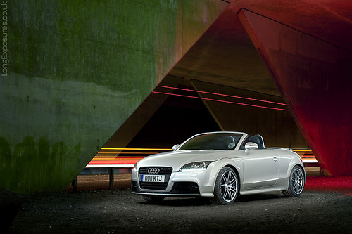 Uncovered but Under Cover: Audi TT roadster TFSi | by AndWhyNot