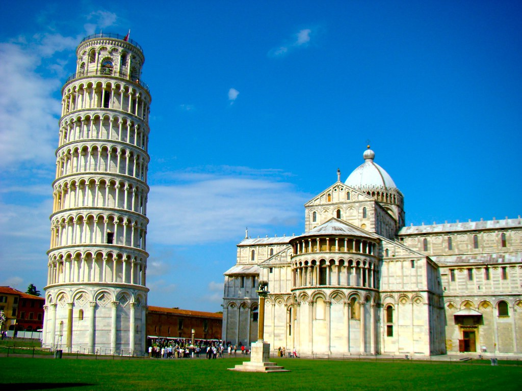 an analysis of the leaning tower of pisa The leaning tower of pisa is regarded as one of the most famous landmarks in the world, although geotechnical engineers probably view it more as a construction gaffe.