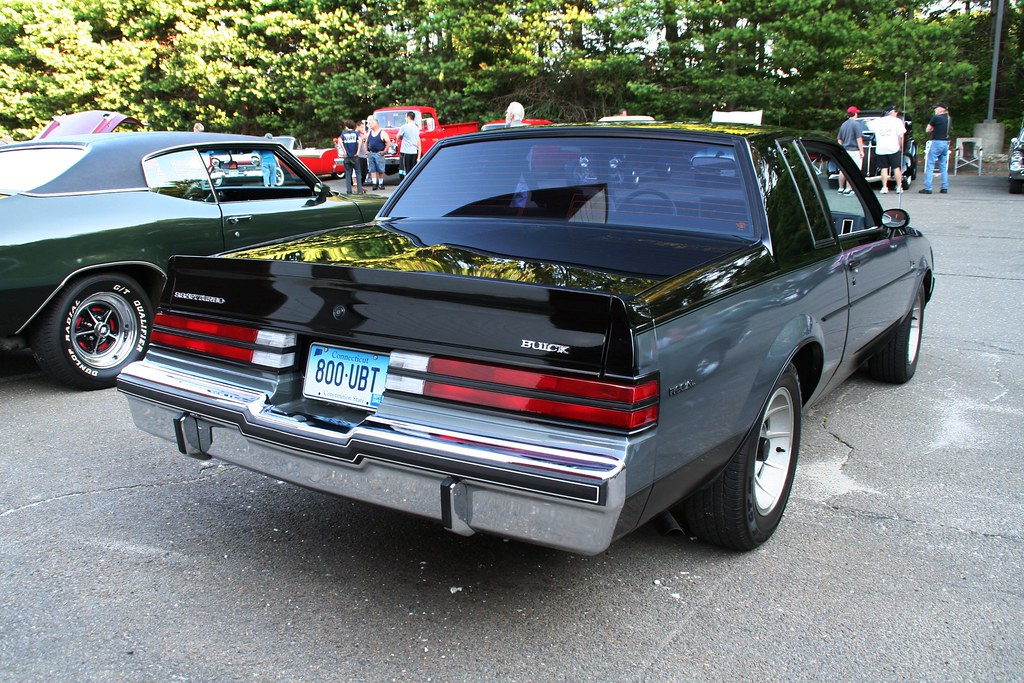 1984 buick regal t type wh1
