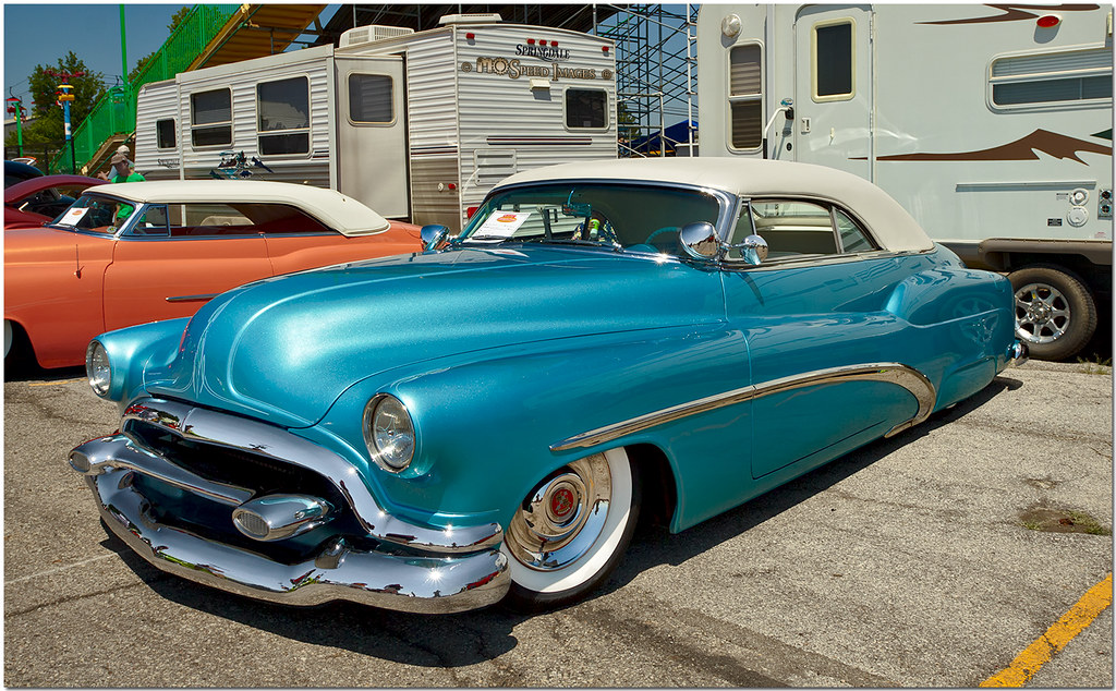1952 Buick Lead Sled Owner Gary Ritchie Of Avon Lake