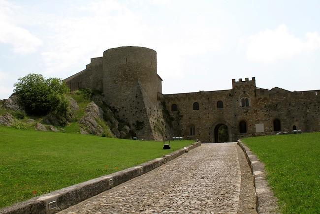 Bovino Foggia Castle Bovino Foggia