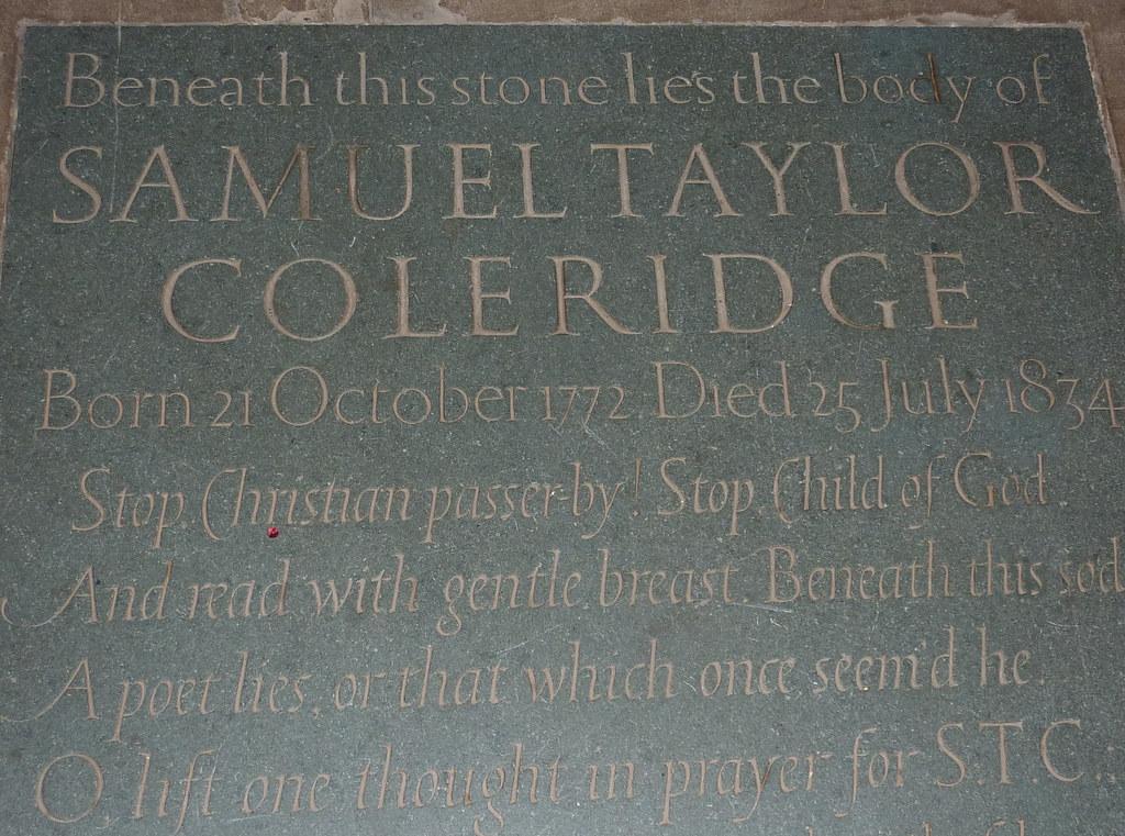 christabel by samuel coleridge essay Orr, leonard (ed), 'christabel': critical essays on samuel taylor coleridge (1994) roe, nicholas, wordsworth and coleridge:  the samuel taylor coleridge archive.
