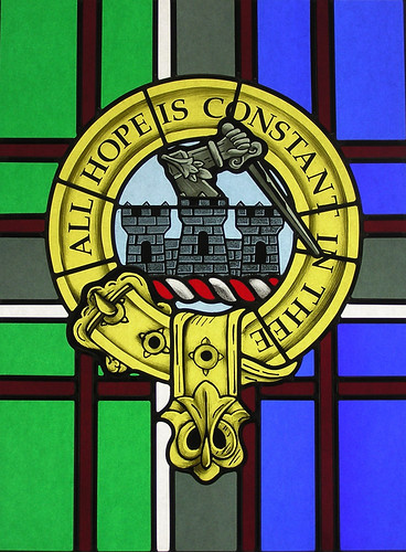 Coat of Arms 4 | by Northern Art Glass