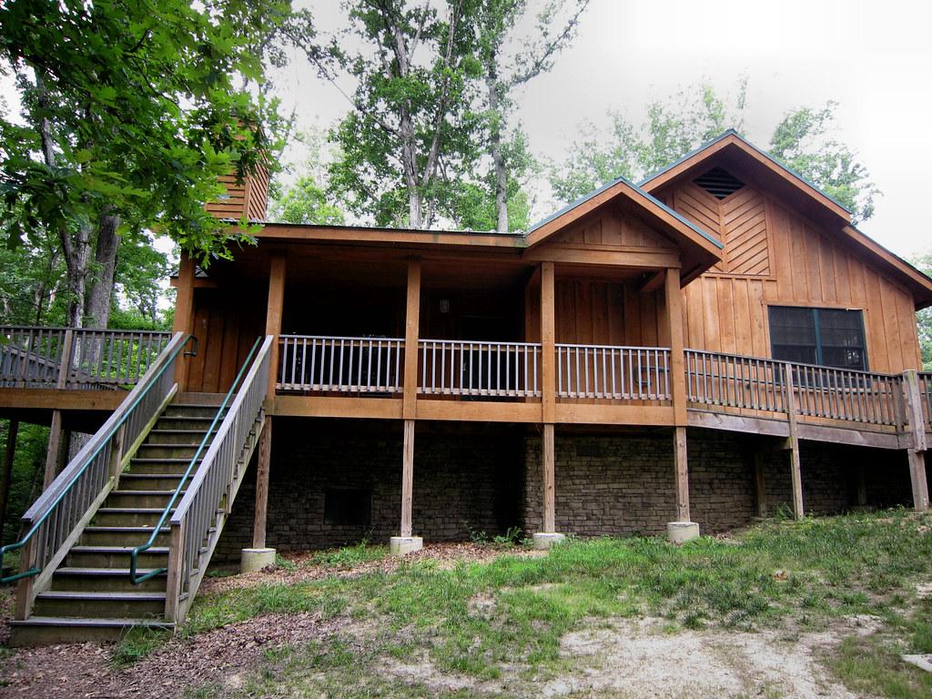 Spbc0127 Shot Of A Three Bedroom Cabin At Bear Creek