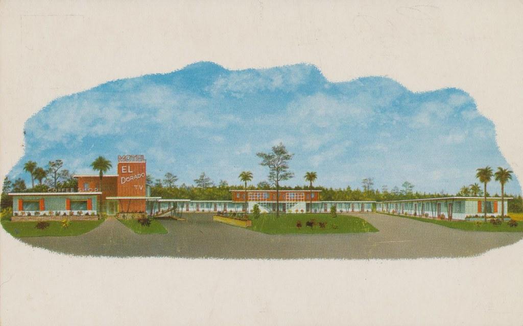 Motel El Dorado - Jacksonville, Florida