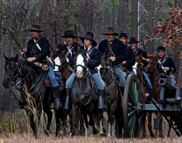 Olustee FL Civil War Battles In