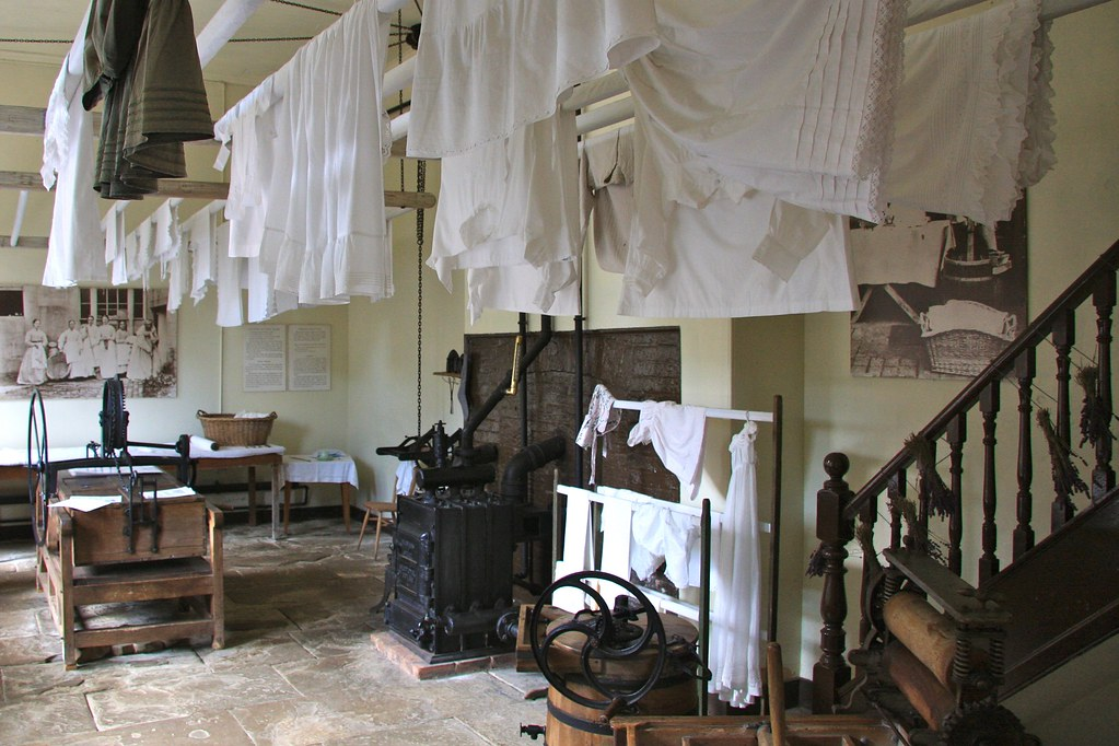 Victorian Laundry | Charles Frost