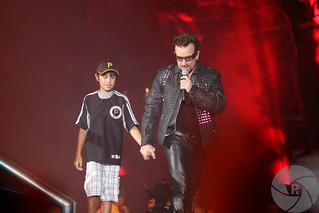 Bono and Boy during COBL | by Phil Romans