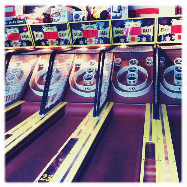 Skee Ball World Tour