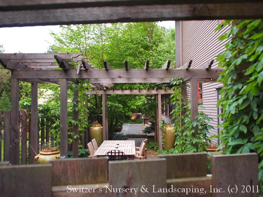 Outdoor Dinning Room Minnesota Landscape Design inspired Flickr