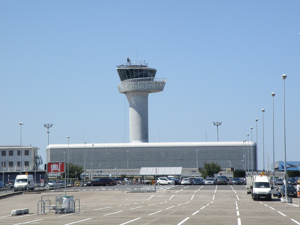 airport traffic control towers bordeaux m rignac airport flickr. Black Bedroom Furniture Sets. Home Design Ideas