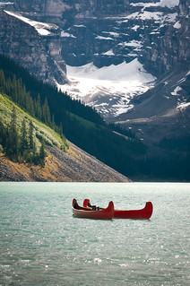 Lake Louise, Banff National Park, Alberta Canada | by (Ashley)