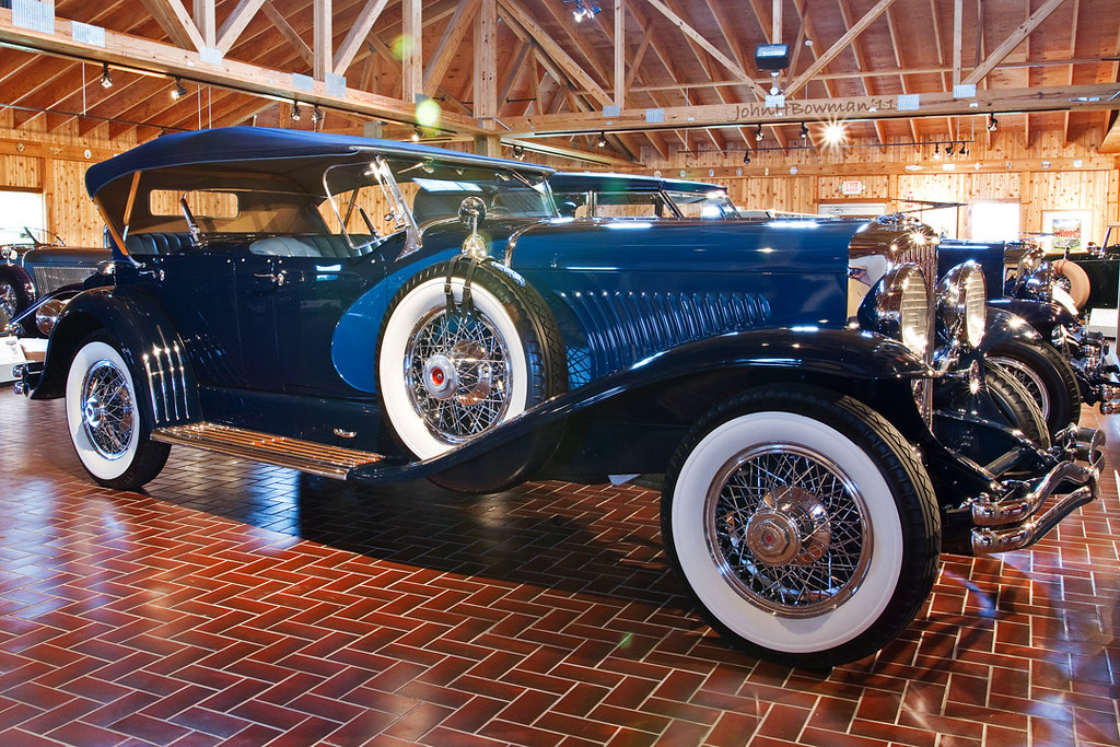 1929 Duesenberg Model J Dual Cowl Phaeton By Lebaron Flickr