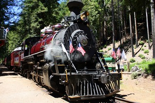 Skunk Train, Mendocino County | by Ray Bouknight