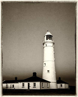 Nash Point Lighthouse | by Victoria Baines (So sorry I've been quiet lately.