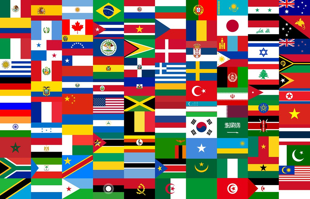 All Countries Starting With The Letter Z
