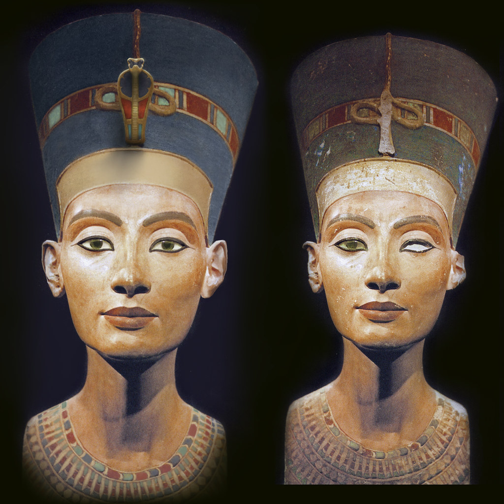 Nefertiti S Bust Room