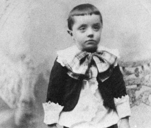 William Powell | William Powell as a young boy | Vintage ...
