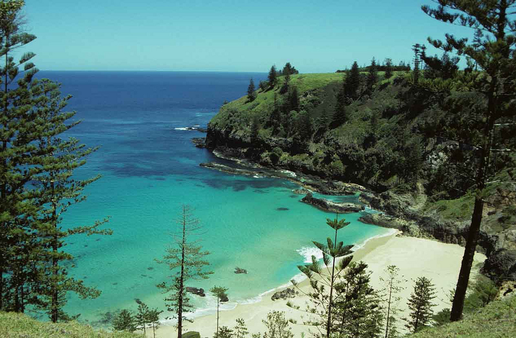 Norfolk Island South Pacific
