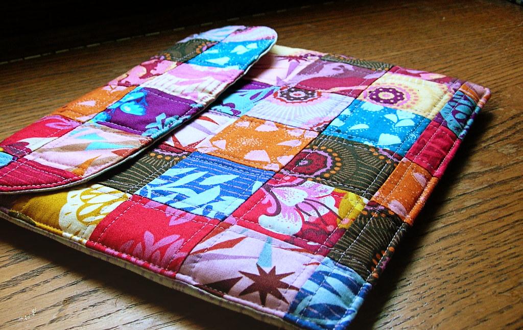 Bolsa De Tecido Para Notebook : Ipad cover ged here natalie flickr
