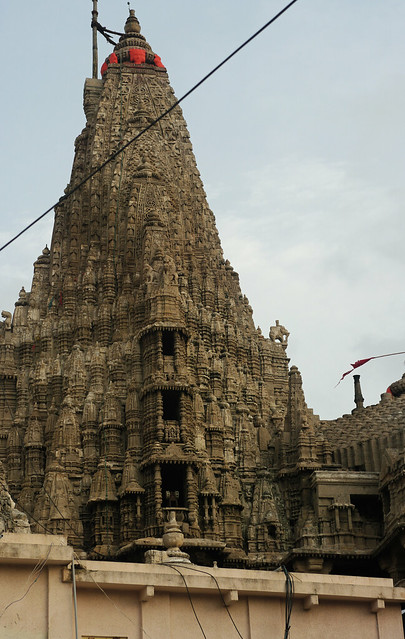 Dwarka India  city photos : Dwarakadheesh temple in Dwarka Gujarat, India | Flickr Photo ...