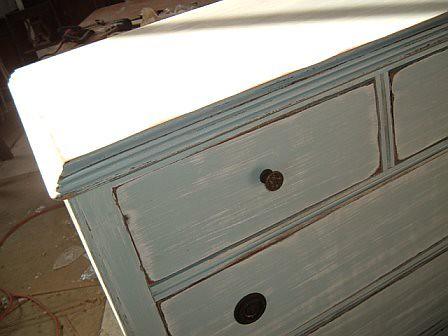 Shabby Chic Blue Dresser Shabby Chic Dresser Blue