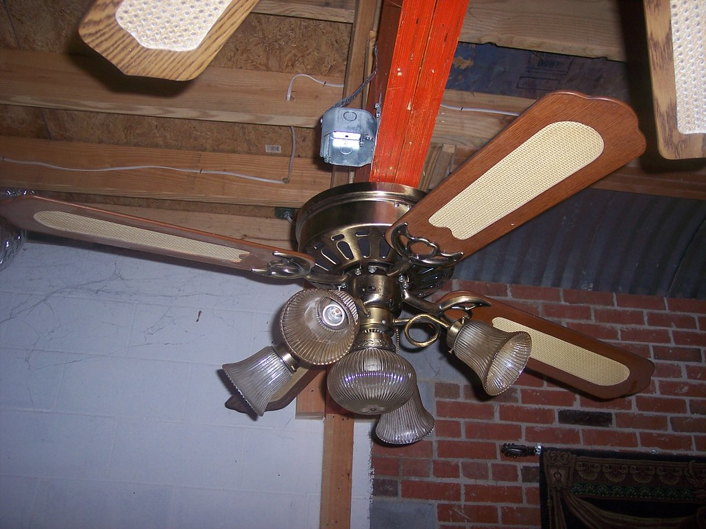 Smc Royal Flush Ceiling Fan Fanmaster911 Flickr
