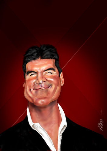simon cowell | by Robb J Williams