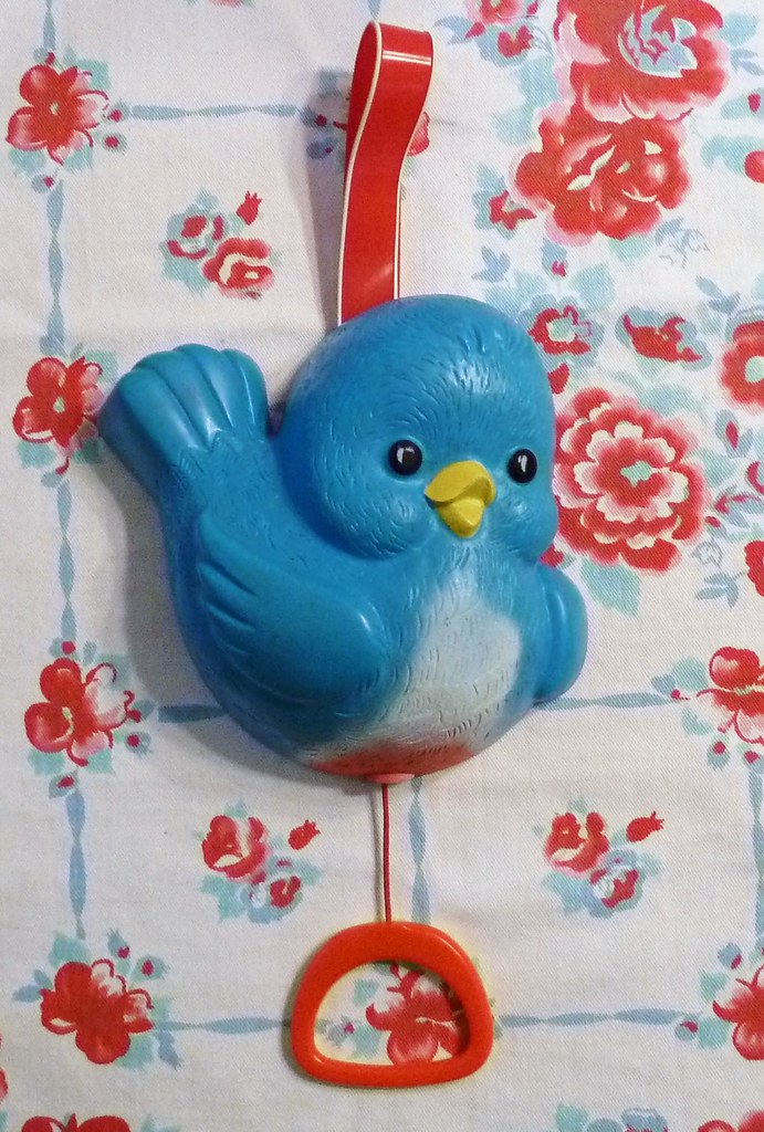 Vintage Baby Toys Fisher Price