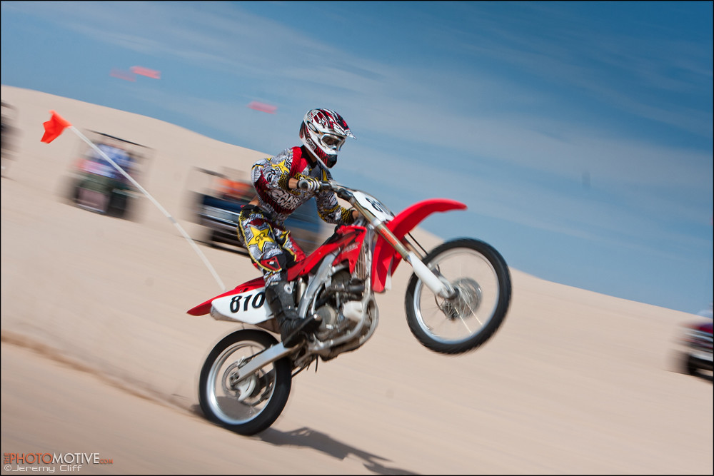 Wheelie Silver Lake Sand Dunes I Was At Silver Lake Sand Flickr