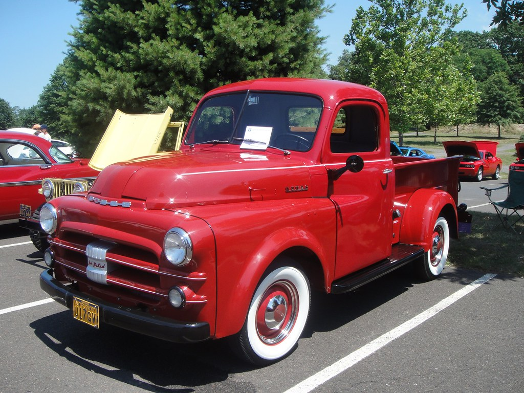 New Dodge Truck >> 1951 Dodge Pickup | carre.family | Flickr