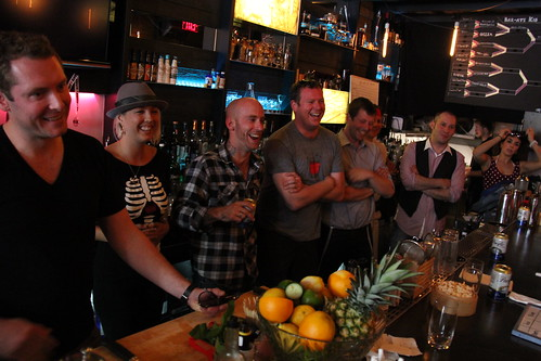 Bar-Ate Kid Bartending Competition | by scout.magazine