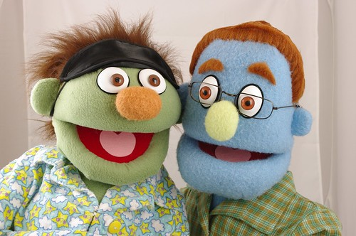 Avenue Q Puppet Rentals from MTI