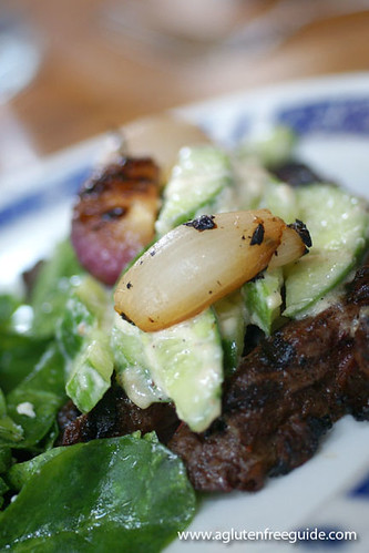 Hanger Steak at Brunch at The Publican Restaurant Chicago (1) | by yumcat