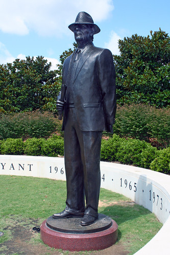 "Midwest Trophy Company, Coach Paul ""Bear"" Bryant 