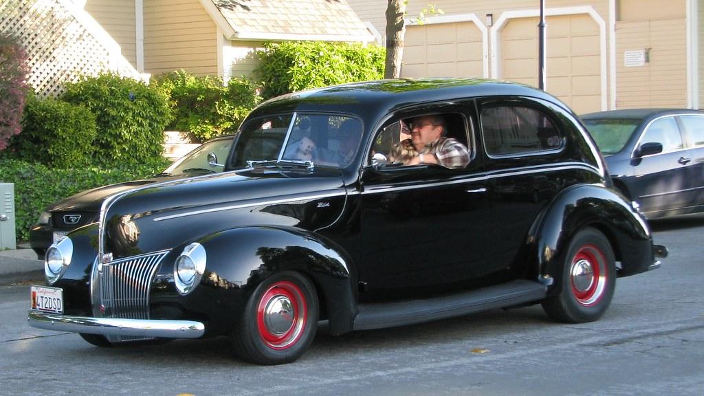 1940 Ford Standard Tudor Sedan Custom 4t 2d Sd 2 Flickr