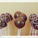 Louis Vuitton Themed Cake Pops