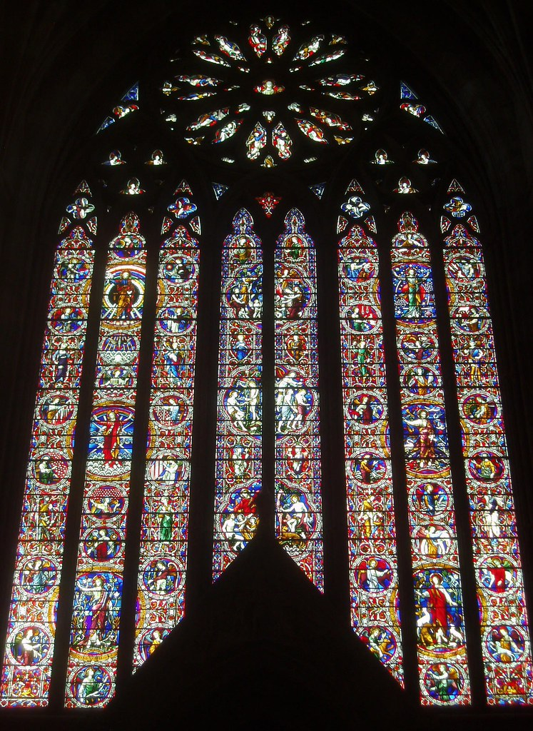 West Window Worcester Cathedral