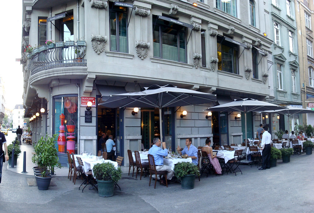 Restaurant Istanbul Grill St Ouen