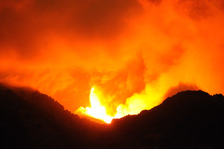 Etna Volcano Paroxysmal Eruption July 30 2011 - Creative Commons by gnuckx | by gnuckx